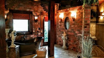 Manor Bathroom