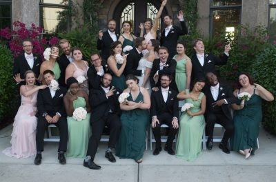 Wedding Party Pic