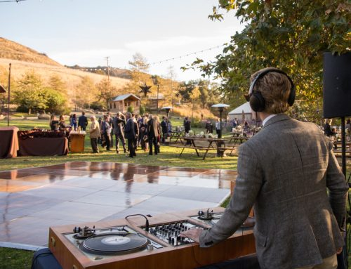 Selecting A Wedding DJ